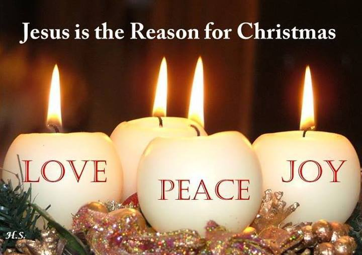 A Window for Women: JESUS ~ The Reason for the Season